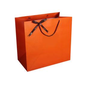 중국 싼 가격 도매 관례는 쇼핑 종이 봉지 인쇄 재생한다