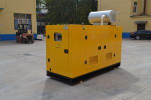 6개의 실린더 청정 에너지 천연 가스 또는 Methane/LPG/Biogas 메탄 가스 엔진 발전기 (50KW-250KW에서)