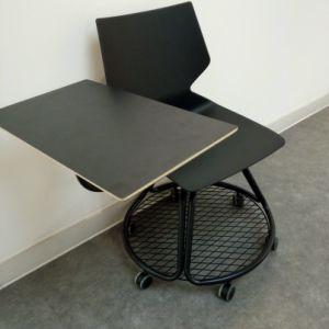 ANSI/BIFMA neuer Standardentwurfs-beweglicher rotierender interaktiver Kursteilnehmer-Knotenpunkt-Stuhl