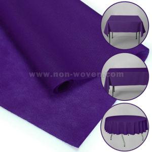 Table en tissu non tissé Spunbond jetables
