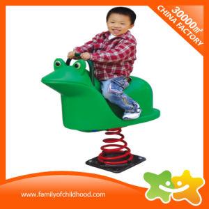 De mini Apparatuur van het Spel van de Rit van Kiddie van de Kikker voor Kinderen