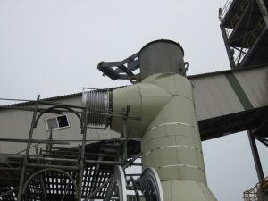 Whaj-Series Desulfurizing-Type Venturi de dois estágios de Remoção de Pó de Spray de Água