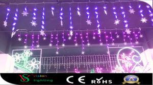 Weihnachtsdekorationled Twinkle-Eiszapfen-Licht