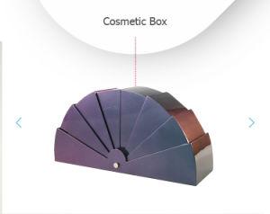 Boîte de Peinture vernis Semi-Circle cosmétique