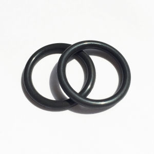 Schwarzer Farben-Nitril-Butadien-Gummi-O-Ring