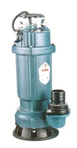 L'Wq (D) -pompe submersible des eaux usées de la série M