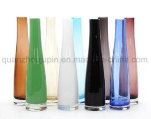 OEM多彩なガラスHydroponicプランター花つぼ