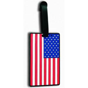 Оптовая торговля дешевые индивидуальные нас флаг рекламных подарков 3D/Мягкий силиконовый ПВХ с кольцом (021)