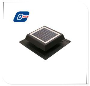 Против - УФ АБС 8в алюминиевых лопасть вентилятора вентиляционный солнечной энергии