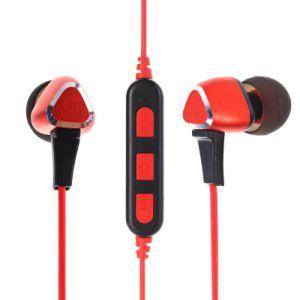De in het groot Lange Reserve Draadloze Hoofdtelefoon Bluetooth van de Sport