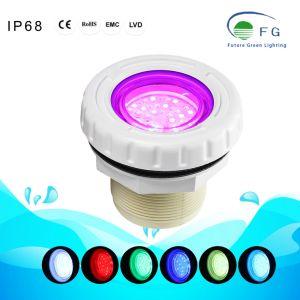 3W 9W TAMANHO MINI LED rebaixada piscina spa/Luz de stop