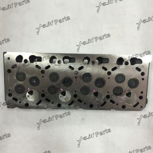 Kubota 엔진 헤드 V3600는 실린더 해드 아시리아 1j530-03024를 완료한다