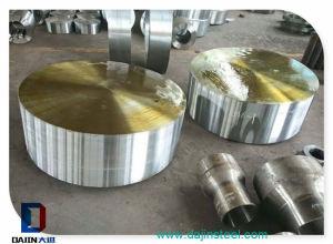 Forjado en caliente de aleación de forja el eje de la barra de acero redondo (4140 SCM440)