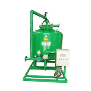 Промышленные активированный уголь/кварцевый песок фильтр/Multi Media фильтр топливного бака