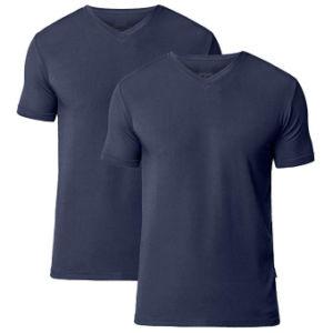 China Barato Verão em branco personalizadas Quick Dry T Shirt T-shirt em branco no atacado