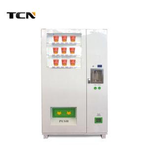ODM NPT/OEM 24 Horas não assistidas da loja de conveniência de venda directa de macarrão instantâneo Cup Noodle Máquina de Venda Directa