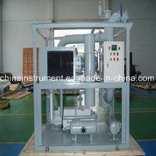 Alto vacío de la máquina de bombeo de aire de secado al vacío para transformador