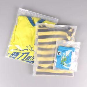 衣服のパッキングのための明確なPVCジッパーロック袋