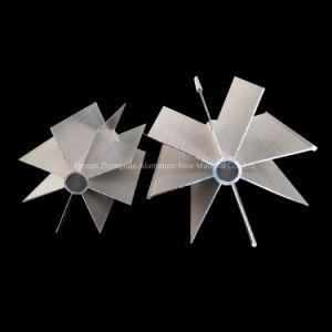 Промышленные испаритель радиатор алюминиевый профиль согласно чертежу