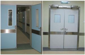 Puerta automática para el servicio médico 05