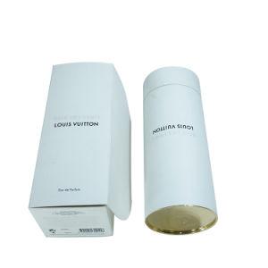 Logotipo personalizado del cilindro de Papel Reciclable cartón de embalaje para Cosmética