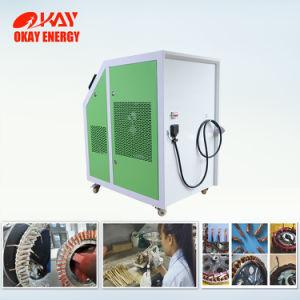 Soldeert de Geëmailleerdea Draad van de Buis van het Koper van de Elektrische Motor van Hho de Machine van het Lassen