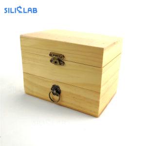 خشب يدخّن شريكات خشبيّة سيجارة وعاء صندوق يلفّ مرطبان سليكوون وعاء صندوق لأنّ [توبكّو بيب]