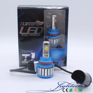Lightech T1 9007最もよいLEDのヘッドライトの球根のブランド
