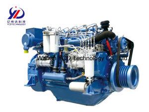 De Mariene Dieselmotor Wp4 van de Reeks van Weichai (WP4C102-15) voor Schip (60-103kW)