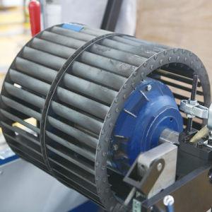 Motor dc eléctrica Máquina Equilibrio dinámico
