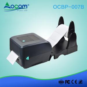 Ocbp-007b 203dpi nero dirigono la stampante termica del codice a barre