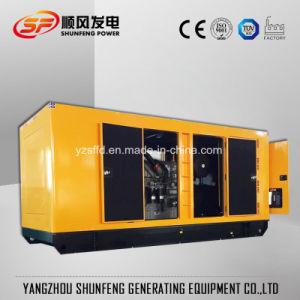 elektrische Diesel220kw stromerzeugung mit Perkins-Motor