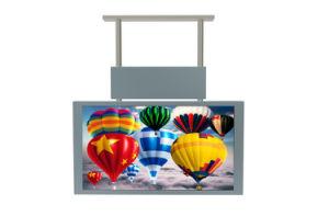 21,5 pouces haute luminosité murale 2500 l'écran LCD