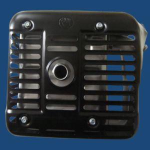 고품질 5kVA Mz360 Ef6600 185f 발전기 머플러 예비 품목