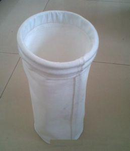 Polyester antistatique / Eau & Huile sacs filtrants Repellency /Non-Woven aiguille feutre perforée