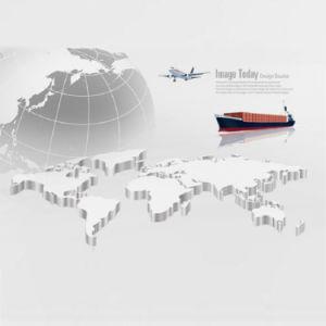 Haus-Hausluft-Expressdienst nach USA durch DHL