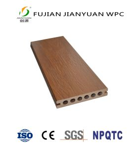 ASA-PVC Co-Extrusion WPC Decking Flooring planches pour piscine