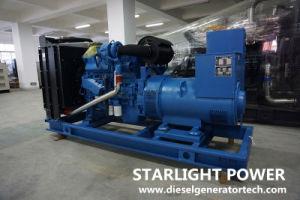 Generatore 250kw del motore diesel della Cina Yuchai 3 vendite calde stabilite di generazione elettriche di fase