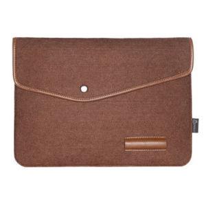 Fördernde Neopren-Laptop-Hülse mit vorderer Tasche