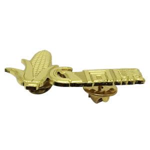 Pente de metal do pino de lapela preço de fábrica com a extremidade da agulha 189