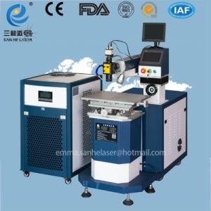 400W soldadora láser Moldes de Acero Inoxidable Electronics
