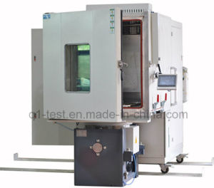 Câmara ambiental Temperatura e Humidade e vibração da máquina de ensaios climáticos combinado