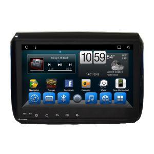 Peugeot 2008 208 lettori DVD dell'automobile del sistema di multimedia con percorso di GPS