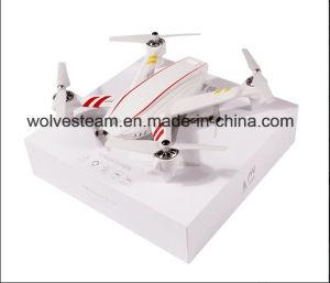 Alta velocidad con mando a distancia GPS HD Cámara Drone Quadrocopter Jammer