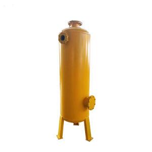 H2s het Systeem van de Filter van de Apparatuur van de Ontzwaveling van het Biogas