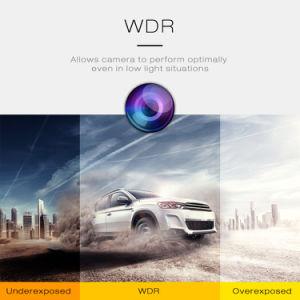 3дюйм 1440p Ntk96663 GPS WiFi объектив Sony Car DVR