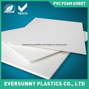 Высокая плотность белого цвета из ПВХ струйной печати листы из пеноматериала