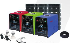 3000W солнечной системы питания