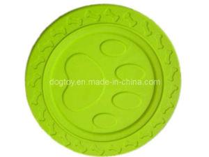 """"""" giocattolo di gomma classico del cane del Frisbee 2014 9"""