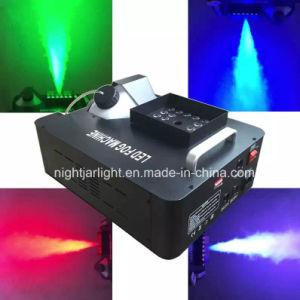 1500W LED de la etapa de la máquina de niebla luz efecto Nj-L1500W